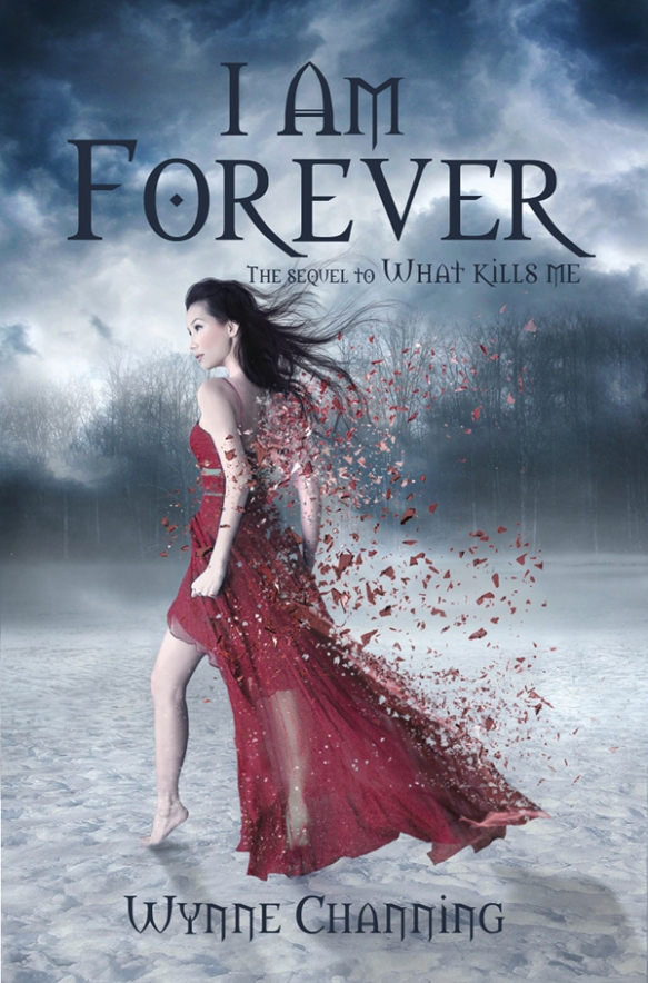 Cover Reveal:  I Am Forever by Wynne Channing